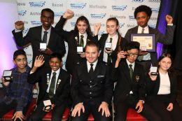 Jack Petchey Awards evening success 2017