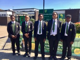 Maths Challenge London Finalists